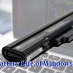 How to Improve Battery life of Windows 10 Laptop